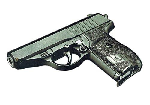 Nerd Clear Softair-Pistole Metall 16 cm Federdruck G3...