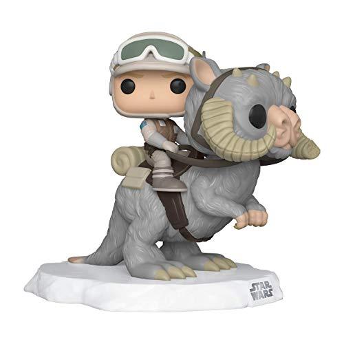 Funko 46764 POP! Deluxe: Star Wars- Luke on Taun Taun