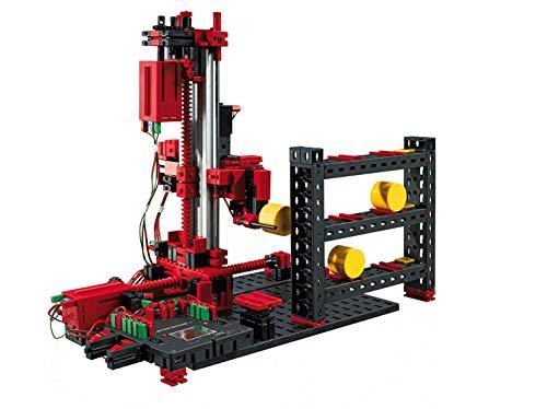 fischertechnik Roboter Bausatz TXT Automation Robots - 4...