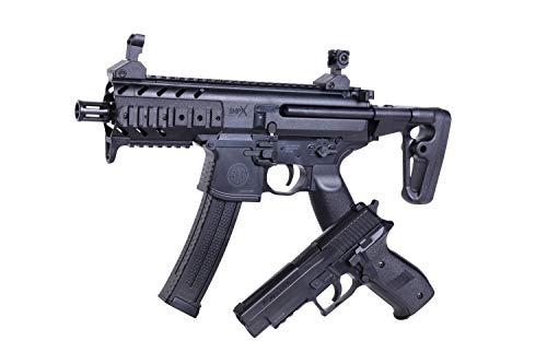 Sig Sauer Zwei Waffen Set SIG1 MPX + P226 Federdruck Pistole +...