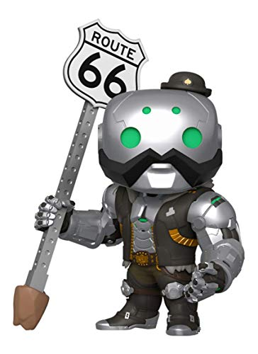 Funko 44521 POP Games: Overwatch-6' B.O.B Collectible Figure,...