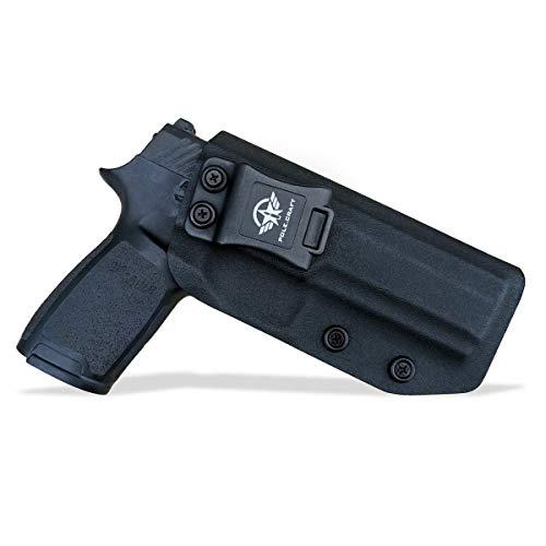IWB Tactical KYDEX Pistolenholster for Sig Sauer P320 Full Size /...