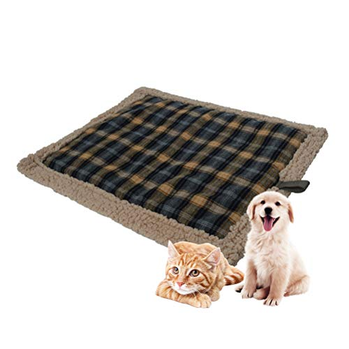 Wärmematte Selbstheizende Decke Für Katzen Hunde 55X43Cm...