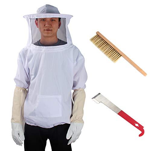 Yodensity Professionelle Bienenzucht belüftet Set Jacke mit...