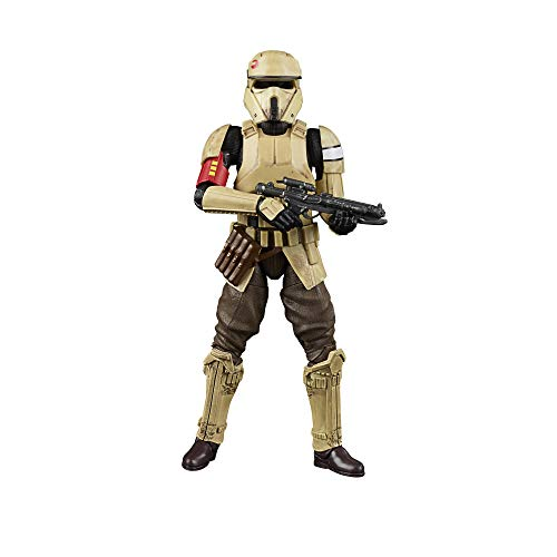 Star Wars The Black Series Archive Shoretrooper Rogue One: A...
