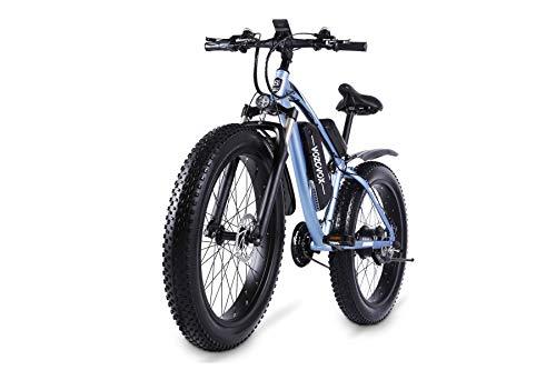 VOZCVOX Elektrofahrrad Ebike Mountainbike, 26' Elektrisches...
