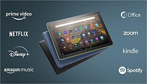 Das neue Fire HD 10-Tablet   25,6 cm (10,1 Zoll) großes...