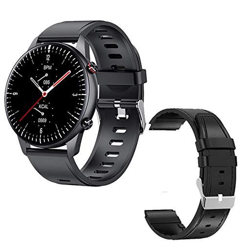 CNZZY I15 Smartwatch, MP3-Player, 1 G Speicher, mit Pulsmesser,...
