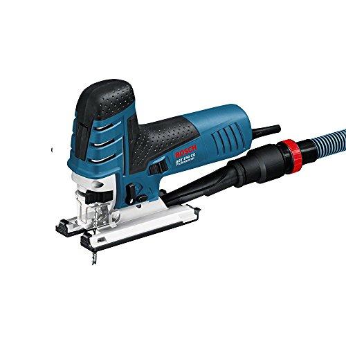 Bosch Professional Stichsäge GST 150 CE (780 Watt, Schnitttiefe...