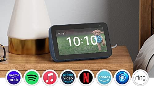 Der neue Echo Show 5 (2. Generation, 2021)   Smart Display mit...