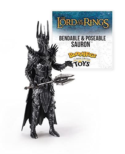 The Noble Collection Sauron Bendyfig