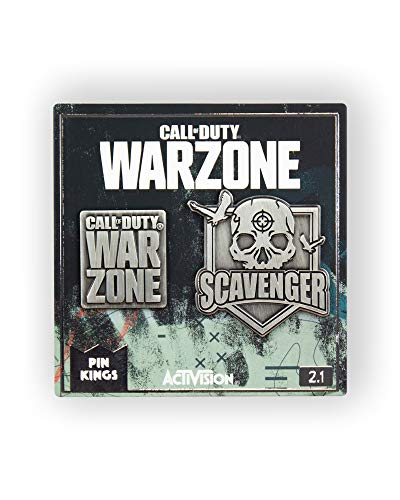Numskull Pins Anstecker Kings Offizielles Call Of Duty Warzone...