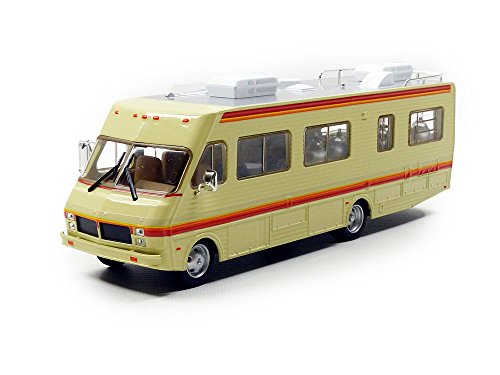 Greenlight Collectibles Miniatur-Fleetwood Bounder RV-Breaking Bad-1986 - Chelle...