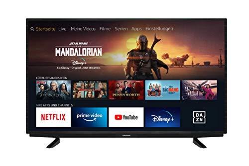 Grundig Vision 7 - Fire TV (43 VAE 70) 109 cm (43 Zoll) Fernseher...