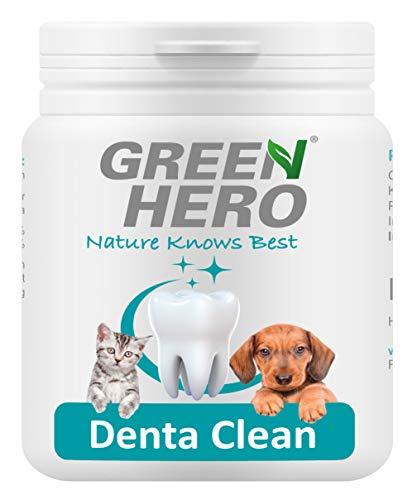 Green Hero DentaClean zur effektiven Zahnpflege und Zahnreinigung...