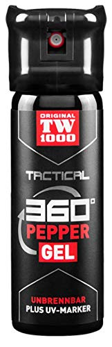 KOSxBO® Original Behörden Pfefferspray TW1000 Tactical Pepper...