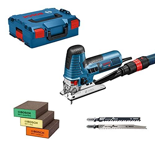 Bosch Professional Stichsäge GST 160 CE (800 Watt, inkl....