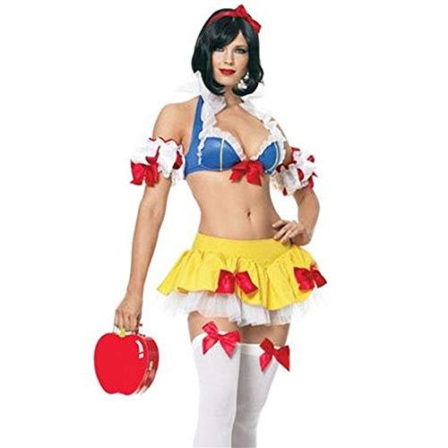 Beliebte Halloween Kostüme Prinzessin Rollenspiel Damen Spiel...