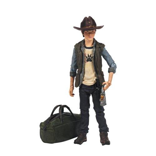 Action Figur The Walking Dead TV IV Carl Grimes