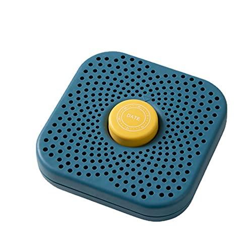 QKFON Kühlschrank-Geruchsneutralisierer, wiederverwendbar,...