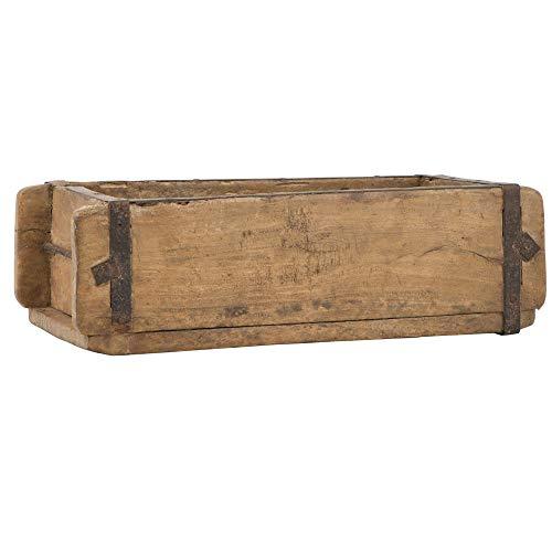 Ib Laursen UNIKA Aufbewahrungsbox aus Holz 31 cm Vintage...