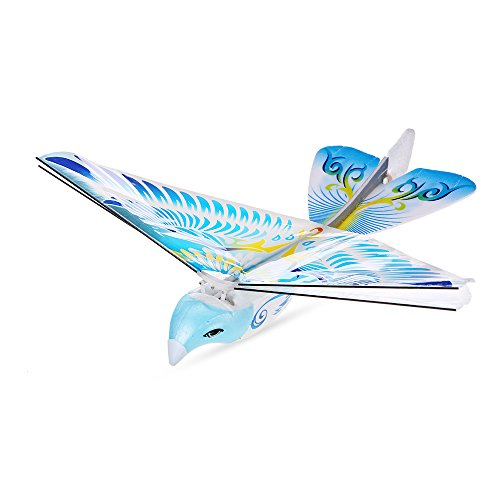 Goolsky TECHBOY 98007plus Fernbedienung Authentische E-Vogel Taube Flying Bird RC...