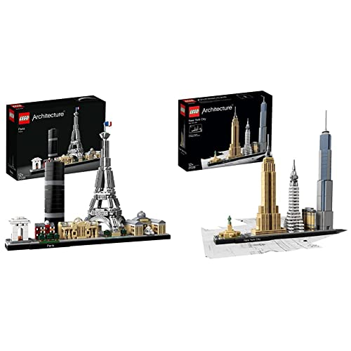 LEGO 21028 Architecture - New York City, Skyline-Kollektion,...
