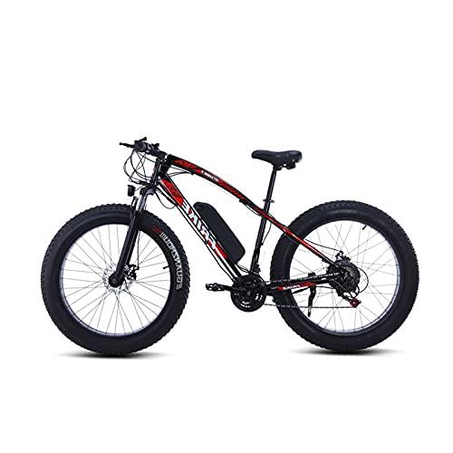 ZOSUO E-Bike Herren Elektrofahrrad Alu 26 Zoll Mit 21-Gang...