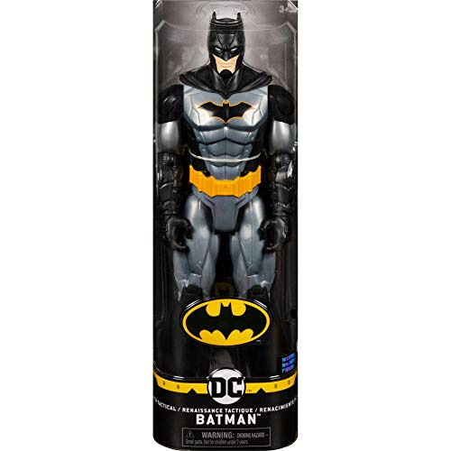 DC Comics Batman 30cm-Actionfigur - Batman taktischer Rebirth