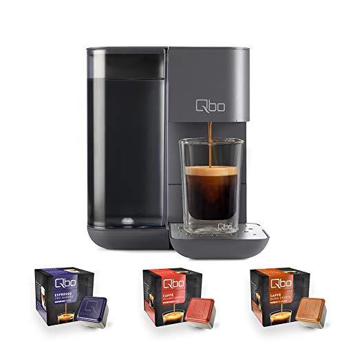Tchibo Qbo Touch Kaffee Kapselmaschine für Espresso, Caffè und...