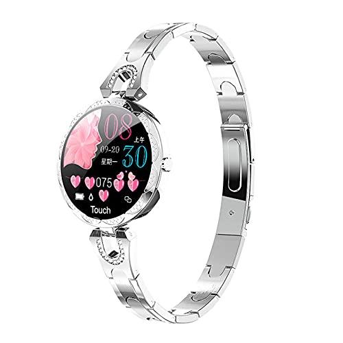 CNZZY 2021 Modische Damen-Smartwatch, wasserdicht, tragbar,...