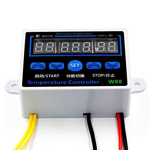 XINXI-YW Haustierheizung Pad 110V 220V Digital Thermostat...