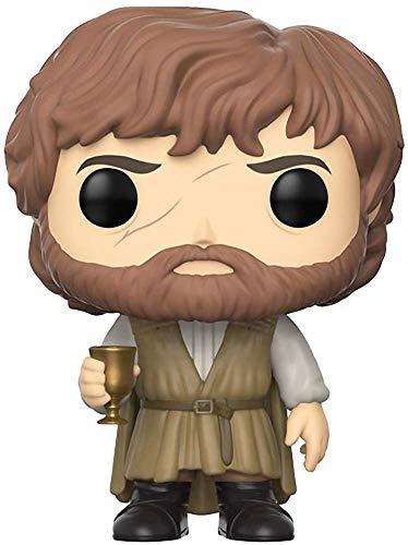 Funko Pop! TV: Game of Thrones - Das Lied von Eis und Feuer - Tyrion Lannister Vinyl Figur