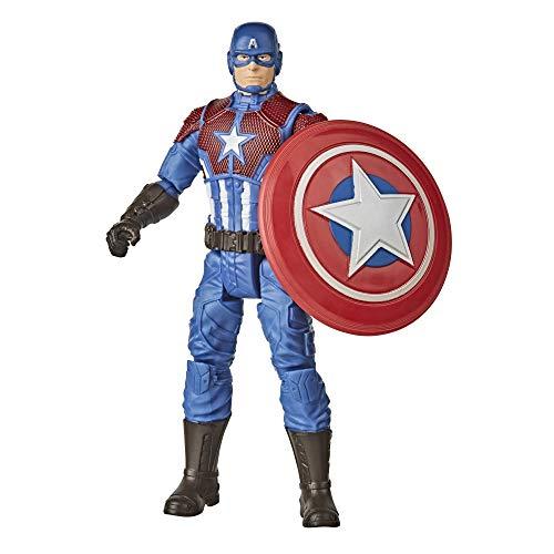 Hasbro E9865 Marvel Gamerverse 15 cm große Captain America...