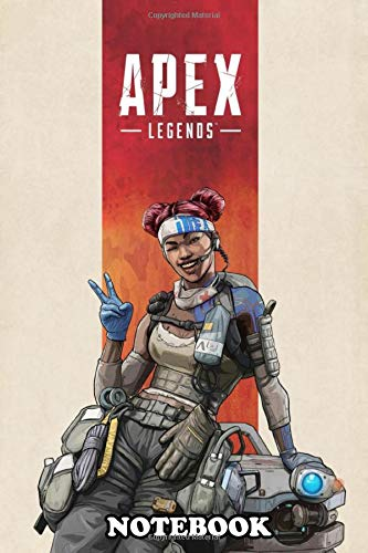Notebook: Apex Legends Displate , Journal for Writing, College...