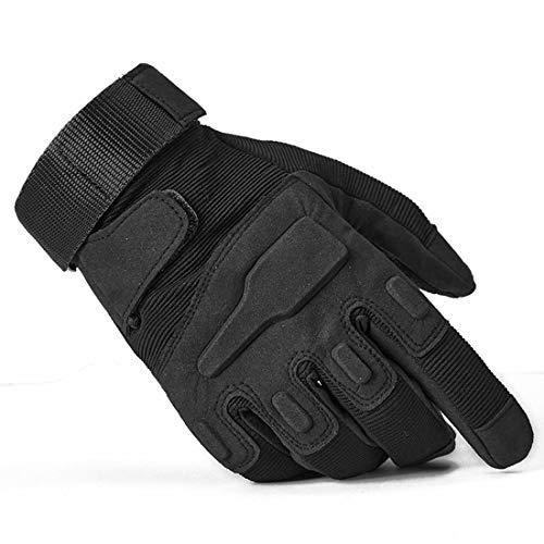 Wepop Taktische Handschuhe Herren Vollfinger Militär Hartgummi...