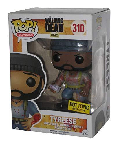 Funko 6119 - Walking Dead, Pop Vinyl Figur 310 Tyreese (Bitten Arm), 9 cm