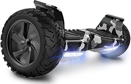 GeekMe Hoverboard 8,5 Zoll,Elektro Scooter mit...