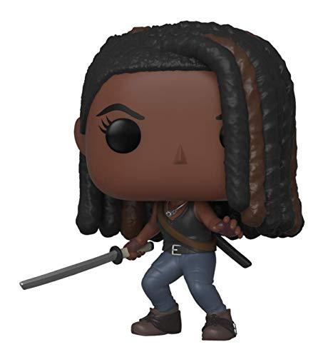 Funko 43536 POP Vinyl TV: Walking Dead-Michonne The Sammelbares Spielzeug, Mehrfarben