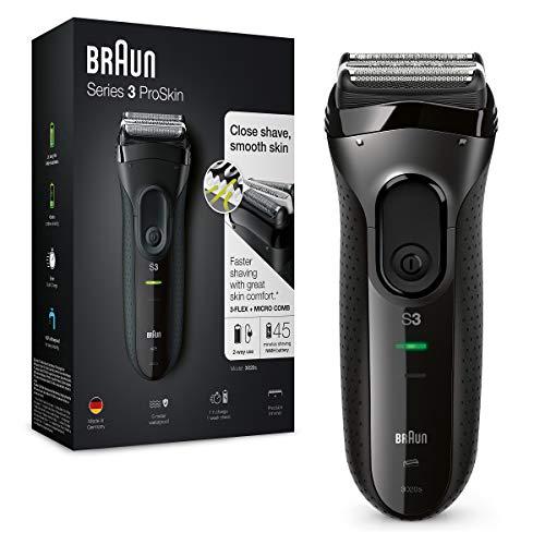 Braun Series3 ProSkin 3020s Elektrorasierer –...