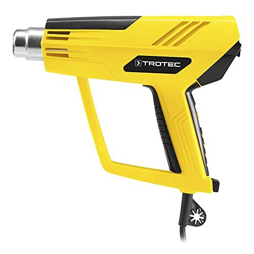 TROTEC Heißluftpistole HyStream 2100 mit einer Leistungsaufnahme...