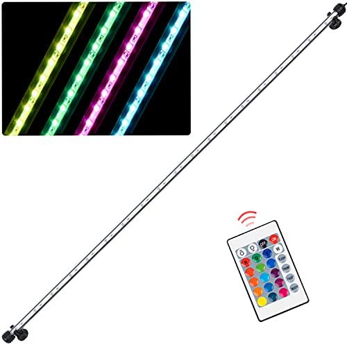 SHUIBIAN 98cm Aquarium LED Beleuchtung RGB Aquarium Lampe für...