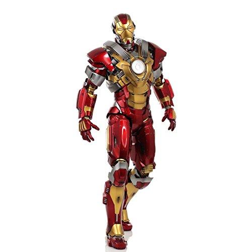Hot Toys Iron Man Mark 17 Heartbreaker-Figur im Maßstab 1:6