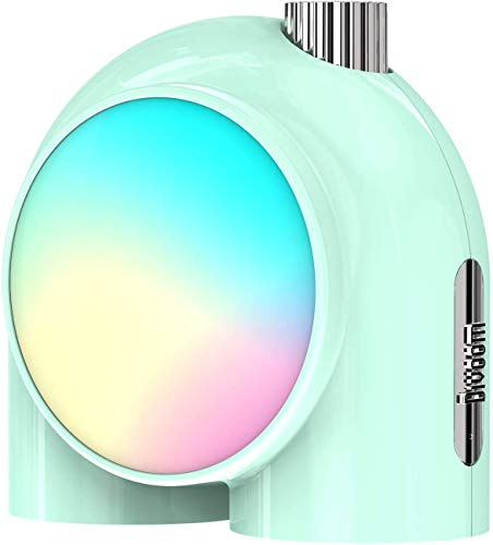 Divoom Planet-9 Smart Wireless Tischlampe, programmierbares...