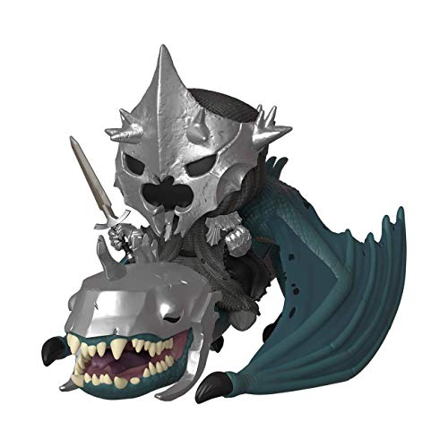 Funko 39894 POP Rides Lord of The Rings S5: Witch King...