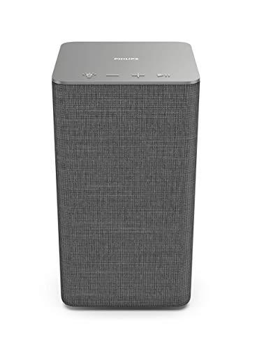 Philips W6205/10 WLAN Lautsprecher Multiroom-Audio für Zuhause...