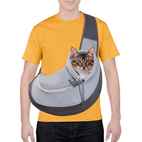 CUBY Haustiere Hund und Katze Tragetücher Hände frei...