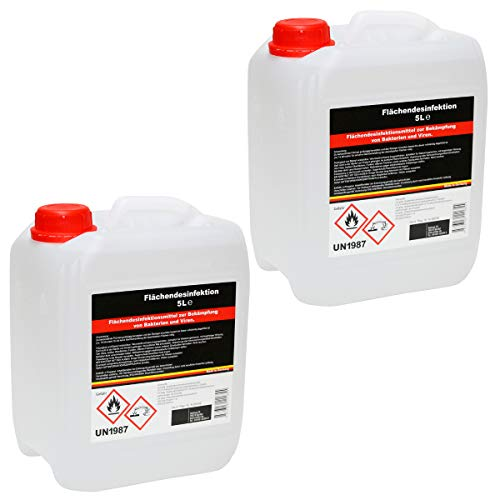 Desinfektionsmittel 10 L | gegen Keime, Bakterien und Pilze |...