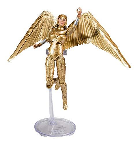 McFarlane 15123-7 Wonder Woman Toys DC Multiverse Gold Armor:...