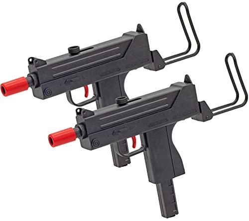 Cadofe 2X Softair Pistole U719 Gewehr Maschinenpistole ABS...